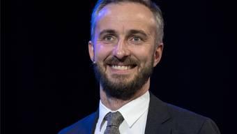 Komiker Jan Böhmermann.