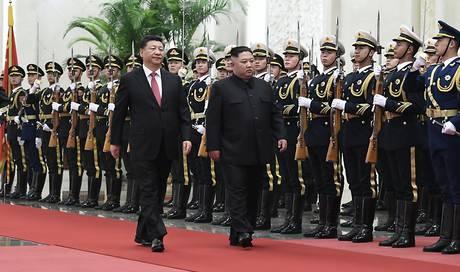 Chinas Präsident sieht «historische Chance» für Einigung in Korea