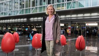 «Wir legen grossen Wert auf starke Präsenz am und um den Bahnhof», erklärt Stadträtin Suzanne Marclay-Merz, die für die Stadtpolizei zuständig ist.