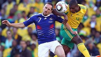 Ribery, hier bei der WM gegen Brasilien, kommt zum Nati-Comeback.