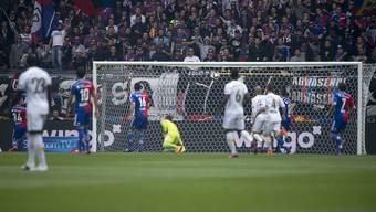 Heimspiel FC Basel gegen Luzern