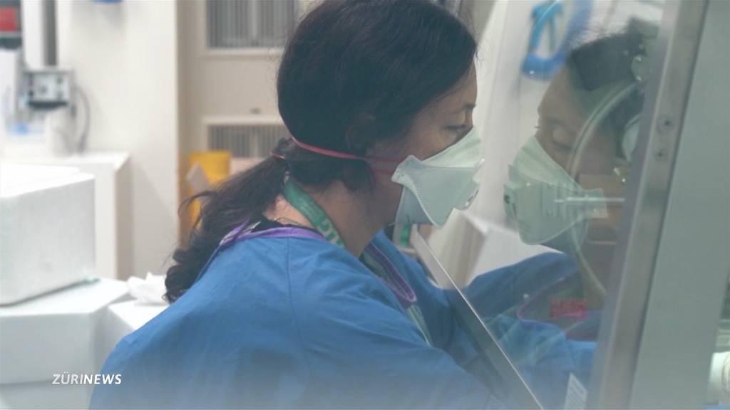 Coronavirus fordert drittes Todesopfer in der Schweiz