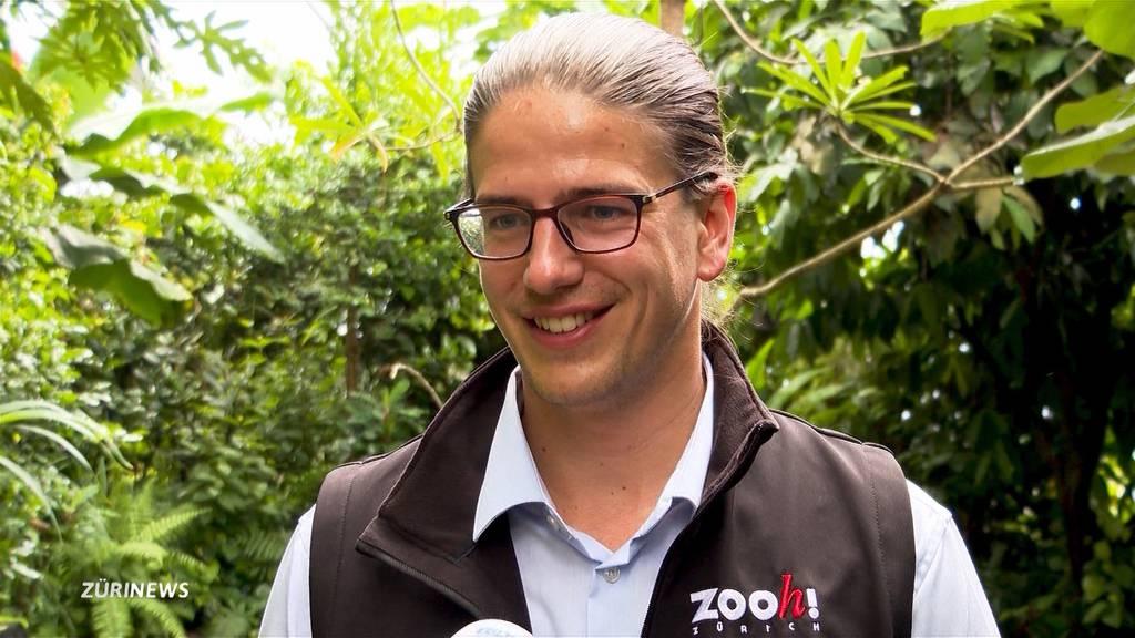 Severin Dressen wird neuer Direktor des Zoo Zürich