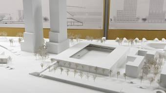 So soll das neue Zürcher Fussball-Stadion einmal aussehen