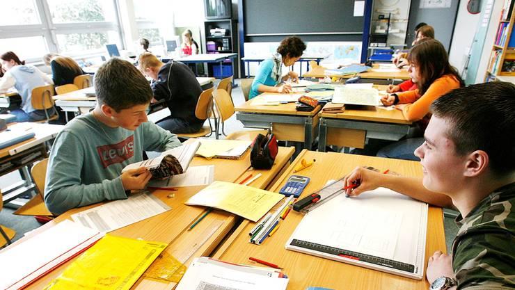 In Form von Kompetenzen wird formuliert, was die Schülerinnen und Schüler am Ende des 4., 8. und 11. Schuljahres wissen und können sollen. (Symbolbild)