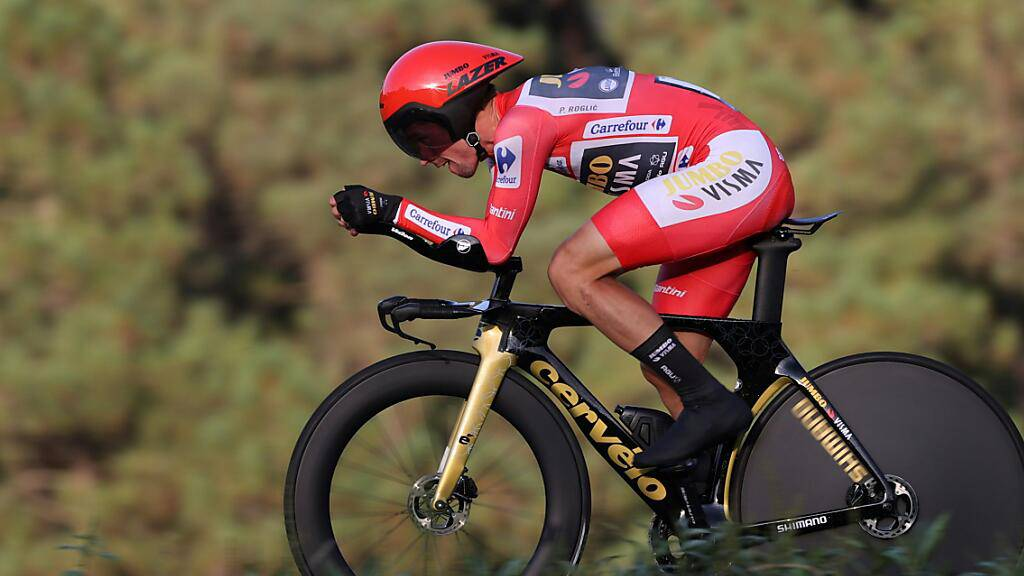 Roglic feiert 3. Vuelta-Sieg in Folge - Mäder starker Fünfter