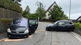 Der Unfall ereignete sich in Liestal.