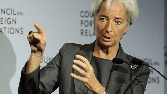 IWF-Chefin Lagarde ist zufrieden mit der Einigung im US-Schuldenstreit