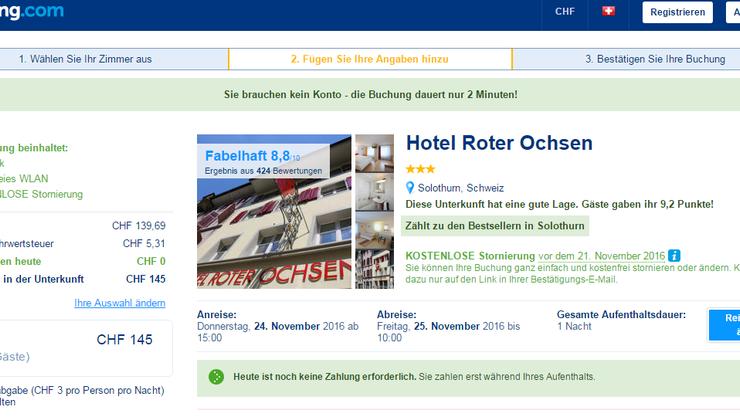Die Hotelbranche hat sich im letzten Jahrzehnt stark verändert: Viele Reservationen werden online gebucht
