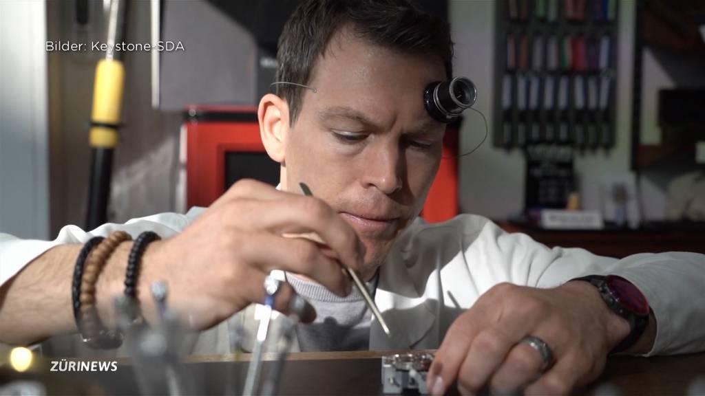 Berufliche Neuorientierung: Ex-Nati-Captain Stephan Lichtsteiner wird Uhrenmacher