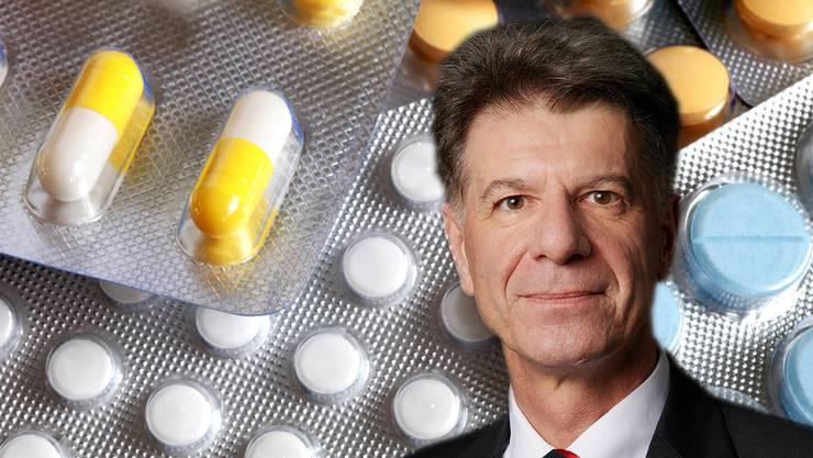 Bei Swissmedic hat Andreas Balsiger über Pharmafirmen gewacht, nun berät er sie.