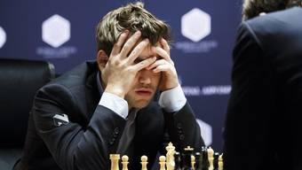 Magnus Carlsen und die Frage: Was nun?