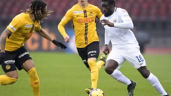 Christian Fassnacht (Mitte) fehlt den Young Boys beim Start in die neue Super-League-Saison