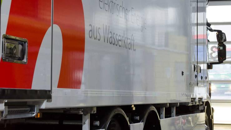 Ab Dezember kann dieser E-Lastwagen in Zürich gesichtet werden.