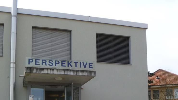 Das «Haus der Perspektive» (Archiv)