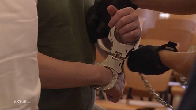 10 Wochen altes Kind getötet: 11 Jahre Haft für Laufenburger Vater