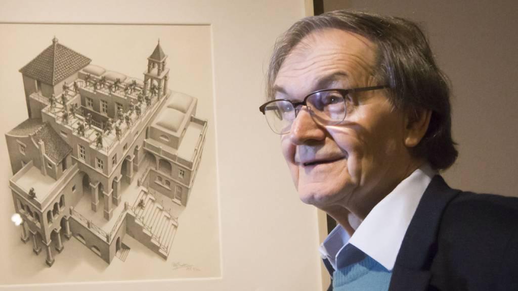 Nobelpreisträger Penrose: Mit Hawking auf der Spur Schwarzer Löcher