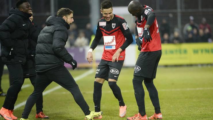 Die Leistung vom FC Aarau im Derby macht Lust auf mehr.