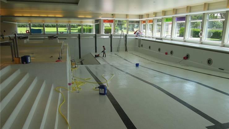 das Schwimmbad Uitikon soll saniert werden (Archivbild).