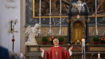 Harald Rein, Bischof der Christkatholischen Kirche der Schweiz.