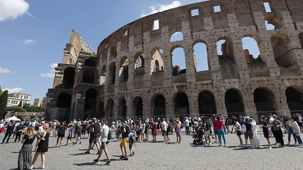 Weitere Corona-Regeln für Reisende in Italien