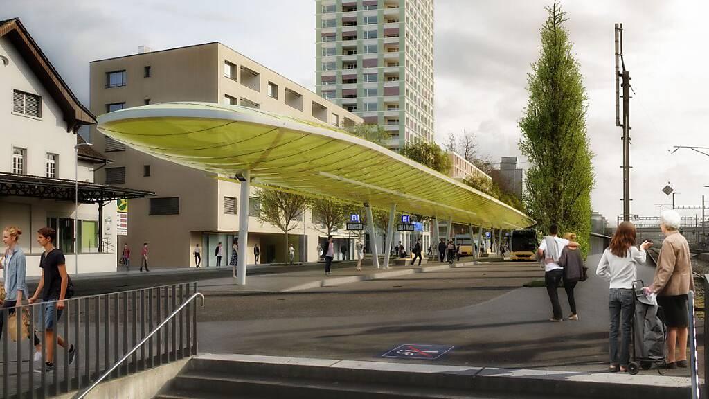 Neuer Stadtrat hält an Umbau des Bahnhofareals fest