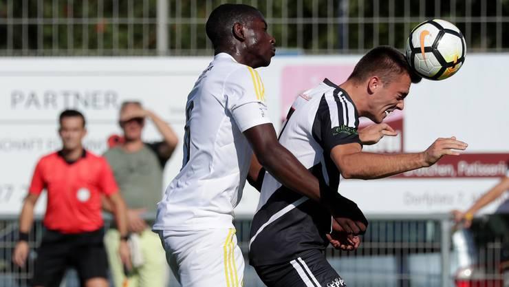 Das Spiel zwischen GC U21 und dem FC Black Stars war Emotionen und Spektakel pur.