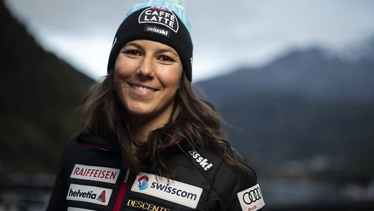 Wendy Holdener will endlich ihren überfälligen ersten Sieg in einem Weltcup-Slalom einfahren