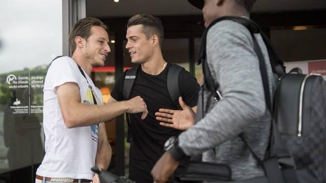 WM-Qualifikation: Nati kommt in Feusisberg an