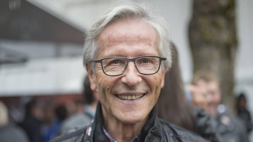 Alt Regierungsrat Claudius Graf-Schelling ist gestorben