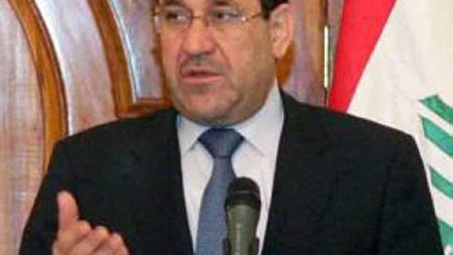El Maliki zu Besuch in New York