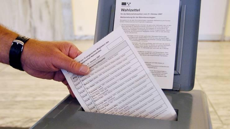 Wen haben Sie gewählt - nehmen Sie an unserer Auswertungsstudie teil - das Ergebnis publizieren wir in der Nachwahlwoche. (Themenbild)