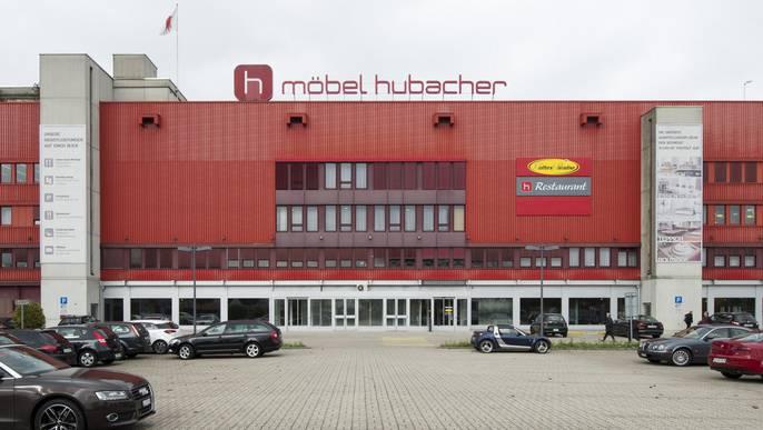Möbel Hubacher Baut Für 50 Millionen Aus Kanton Aargau Aargau