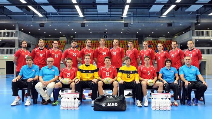 Schwache Handballer gegen Mazedonien