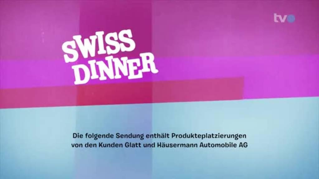 SwissDinner-Spezial mit Jacky Donatz