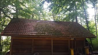 Das Schützenhaus in Schupfart dient schon lange einem anderen Zweck.