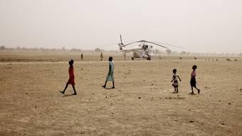 Kinder im Südsudan (Symbolbild)