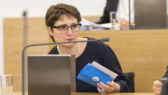 Franziska Roth Kritik im Grossen Rat