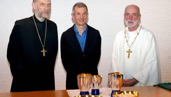 «Der Gottesdienst ist für alle, wir wollen gemeinsam mit anderen feiern.» - Armin Mettler, Pfarrer der ökumenischen Kirche in Flüh