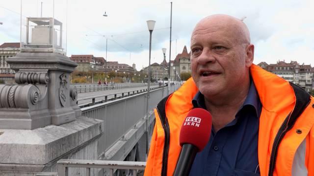 Kirchenfeldbrücke muss 2018 wegen Rissen geschlossen werden