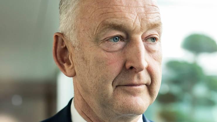 Thomas Klühr tritt Gerüchten über einen Verkauf entschieden entgegen: «Es ist ganz klar: Die Swiss wird nicht verkauft.»
