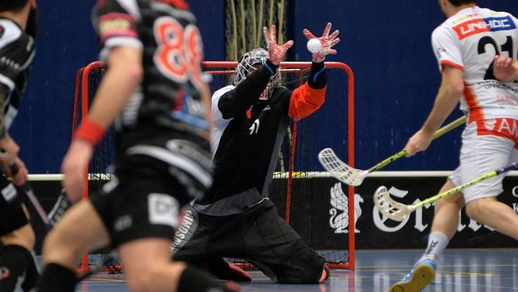 Unihockey Mittelland entschied das Spiel bei Langenthal-Aarwangen klar für sich.