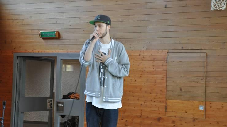 Beatboxer ZeDe gewann in Berlin den Weltmeistertitel für seine besonderen Fähigkeiten