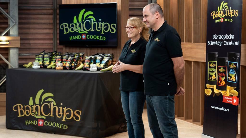 BanChips: Salzige Bananen-Chips