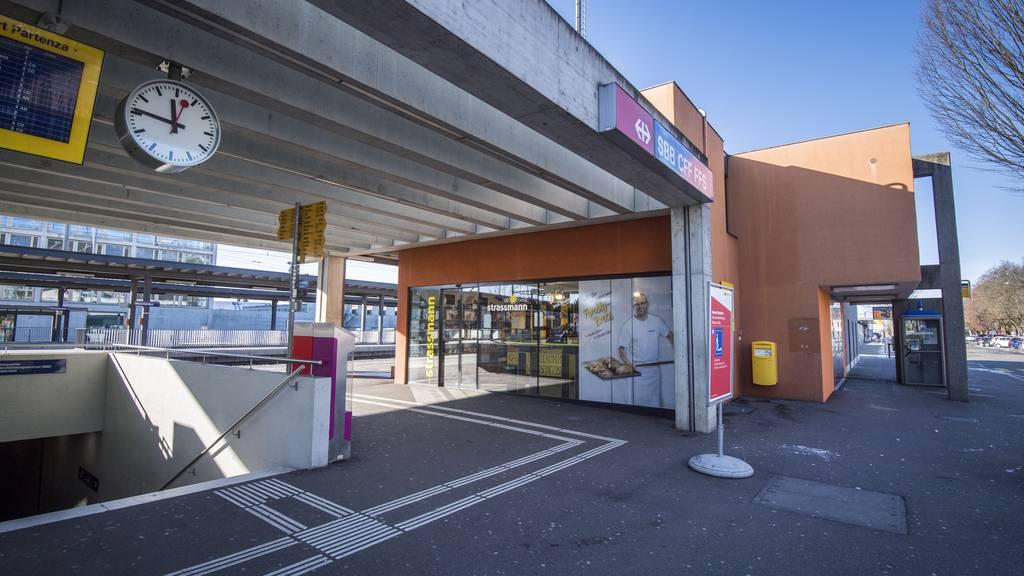 Bahnhof Weinfelden