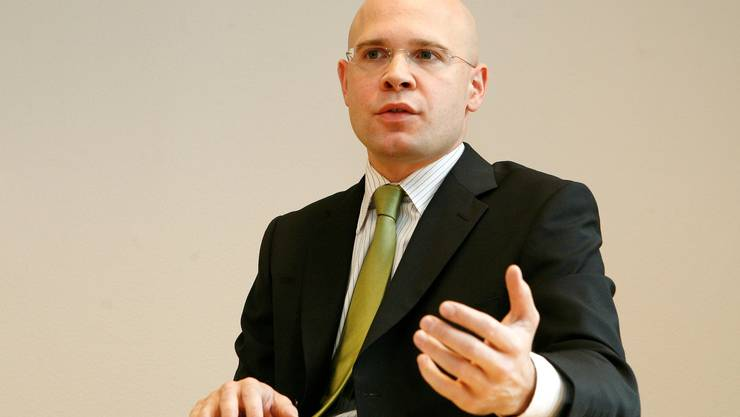 FDP-Vizepräsident Baschi Dürr will Regierungsrat werden