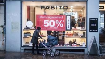 Die Corona bedingte Schliessung der Geschäfte brach der Pasito-Fricker AG das Genick.