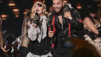 """Die US-Sängerin Madonna geht mit ihrem Album """"Madame X"""" ab September auf Tournee. Im kommenden Jahr sind auch Auftritte in Europa geplant."""
