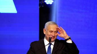 Ausgedient: Benjamin Netanjahu.