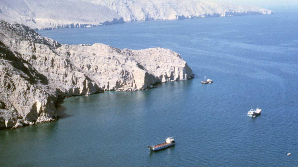 Iran setzt ausländischen Tanker fest - Crew verhaftet